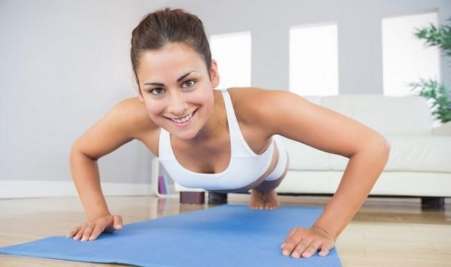 упражнения для груди после похудения