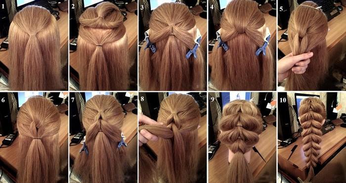Косы на тонких волосах: как добавить объем и правильно заплести