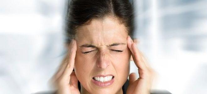 Причины головной боли при резких движениях