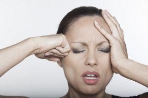 сильная боль головы