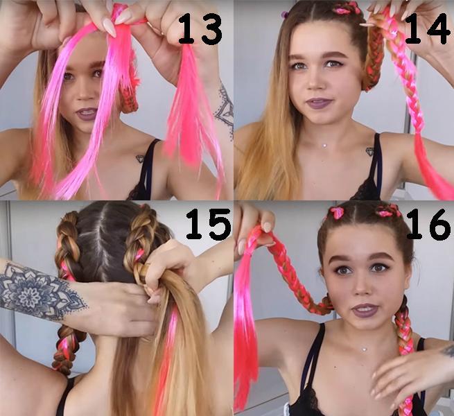 Как заплести боксерские косы самостоятельно: пошаговая инструкция с фото