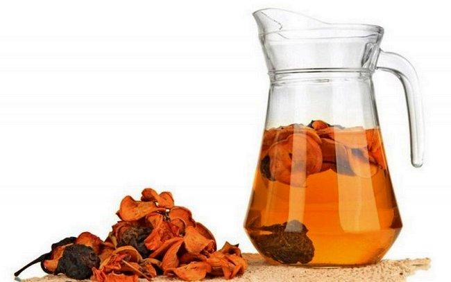 Можно ли пить компот из сухофруктов кормящей маме (ГВ / лактации)?