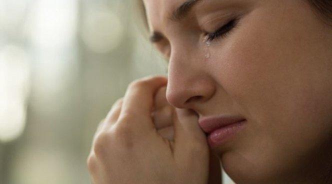 плач девушки