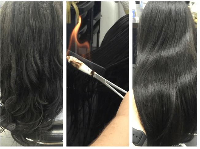 Пирофорез, велатерапия и стрижка горячими ножницами: рекомендации, отзывы