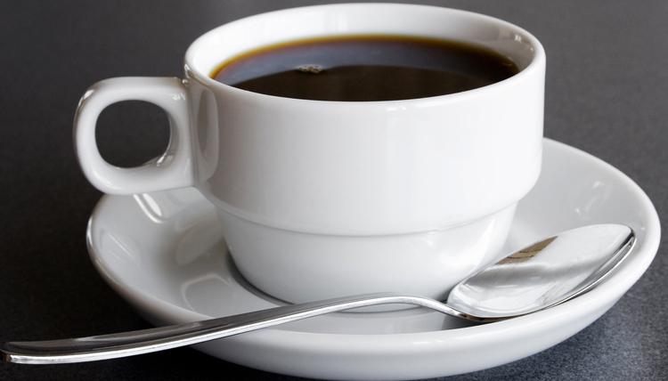 Чашка коффе