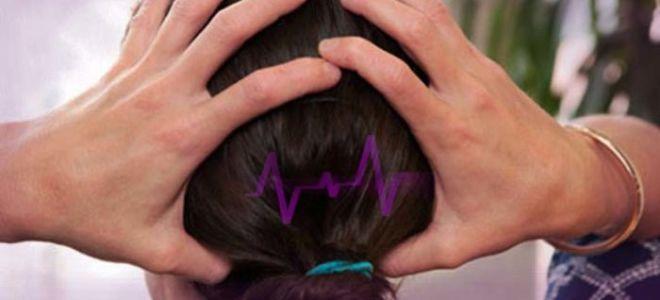 Причины головной боли в затылке слева