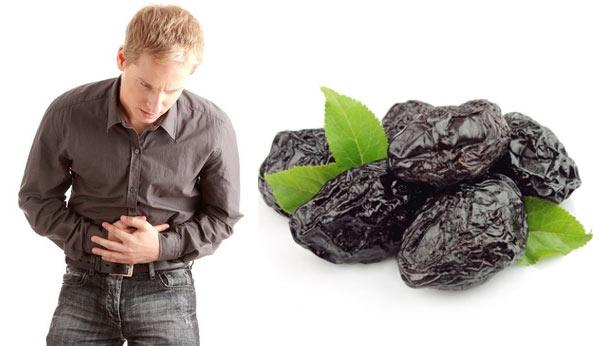 понос от чернослива
