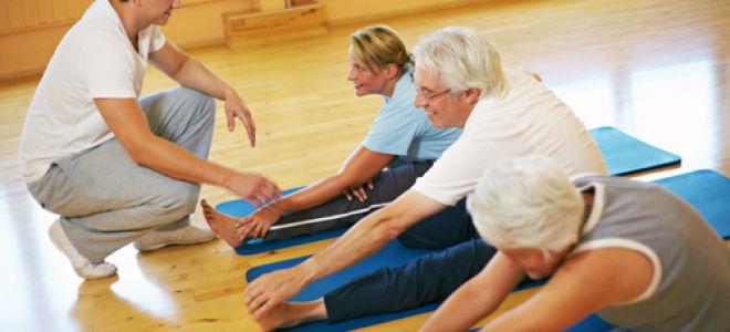 Польза физических упражнений при болезни Паркинсона