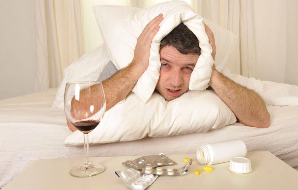 Причины головной боли от вина