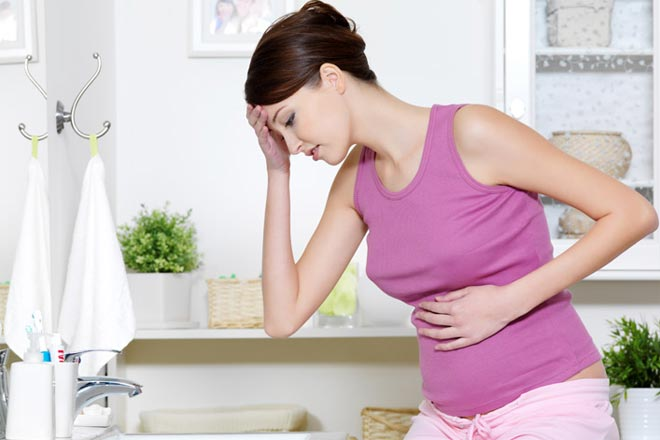 что можно беременным от поноса