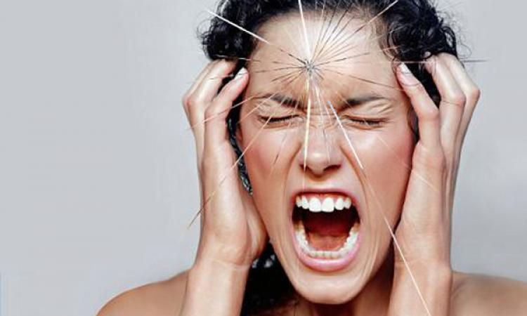 Взаимосвязь невроза и напряжения в голове