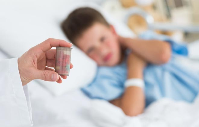 понос после антибиотиков у ребенка