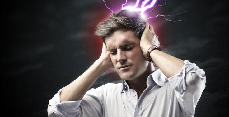 молния и головная боль