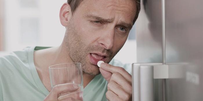 Как избавиться от головной боли с похмелья?