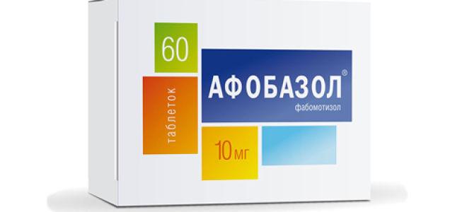 Влияние препарата «Афобазол» на потенцию