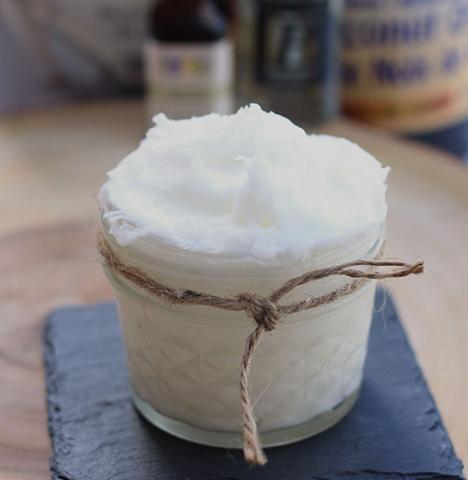 Крем из кокосового масла