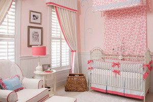 Комната для новорожденной