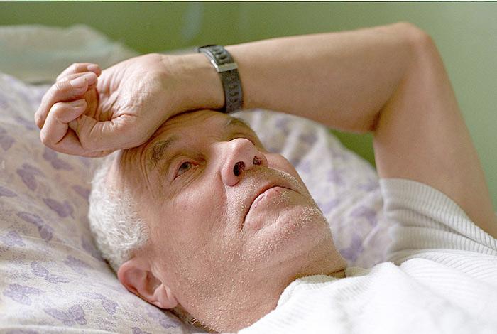 Потеря памяти после инсульта