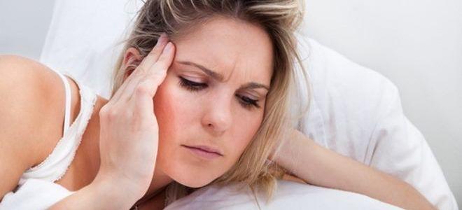 Причины головной боли после родов