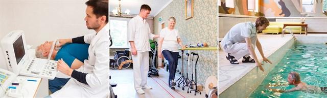 Реабилитационные центры после инсульта