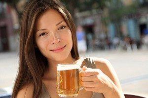 Запрет пить пиво