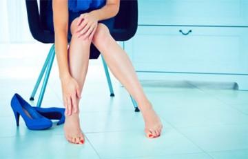 Народные средства в борьбе с усталостью ног