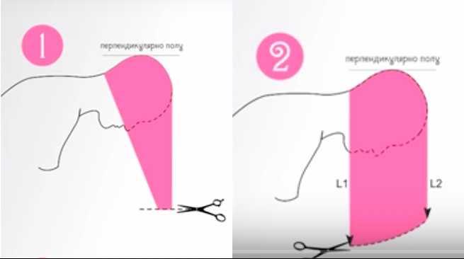 Стрижка Лисий хвост: схема, инструкции и 40 фото примеров