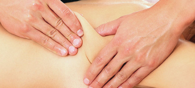 Польза массажа при межреберной невралгии