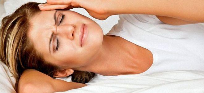 Почему возникает головная боль после сна?