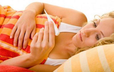 симптомы при застуживании головы
