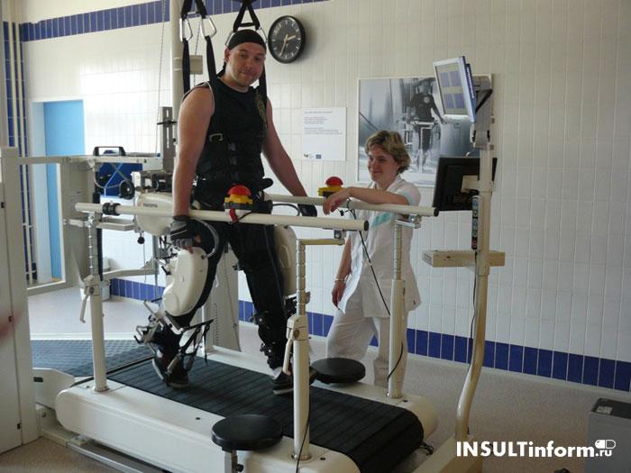 Упражнения после инсульта: пошаговая инструкция