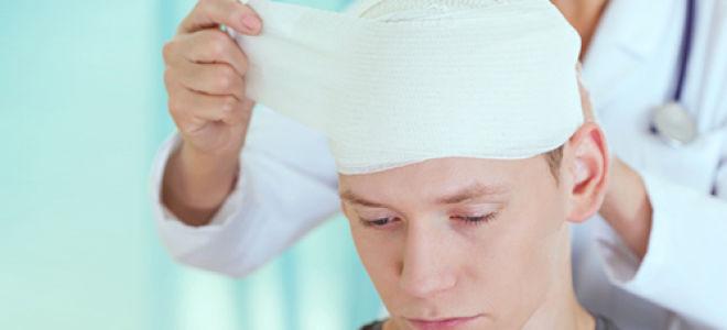 Осложнения и последствия сотрясения головного мозга
