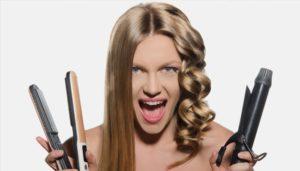 Выбираем щипцы для волос