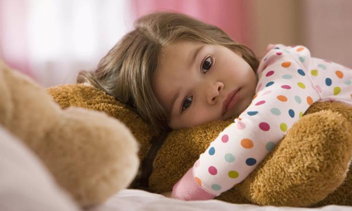 Причины нарушений сна у детей и их лечение