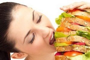 Сочный бутерброд
