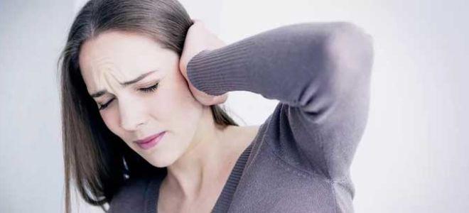 Есть ли опасность головной боли за правым ухом?