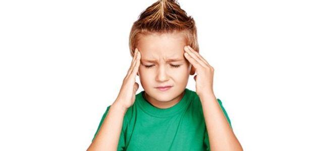 Причины и симптомы мигрени у детей