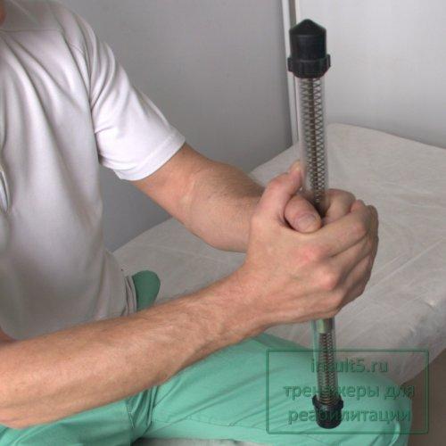 Тренажер &#171,Волновой Доктор&#187, для реабилитации руки после инсульта