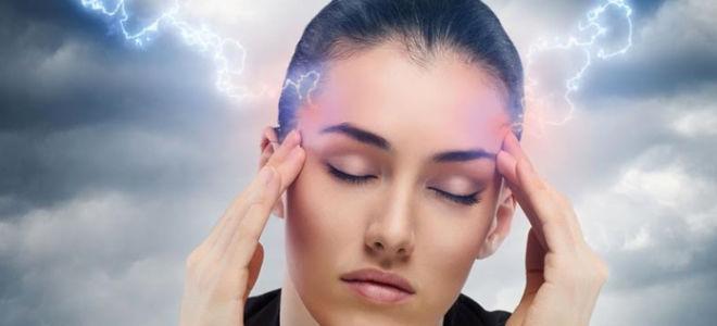 Что делать с головной болью при перепадах атмосферного давления?