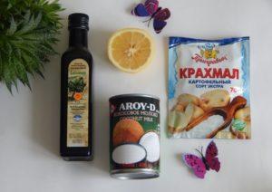 Ингредиенты для ламинирования