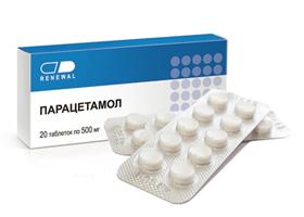 Медикаментозное лечение цефалгии у детей