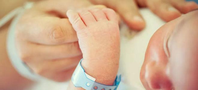 Ювенальный инсульт у новорожденных