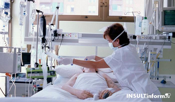 Кома при инсульте головного мозга: причины и шансы