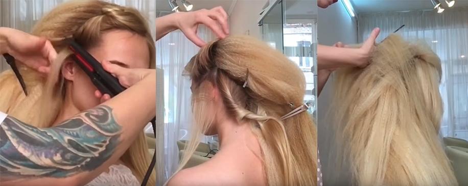Как плести греческие косы: 11 пошаговых уроков с фото