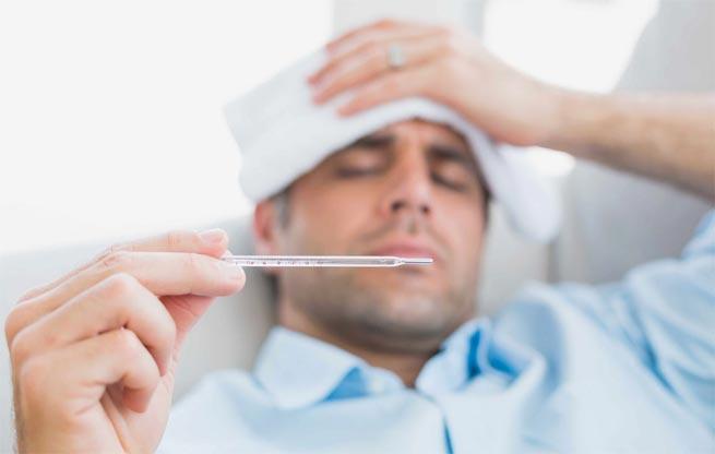 температура при поносе у взрослого
