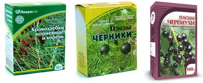 Растительные средства