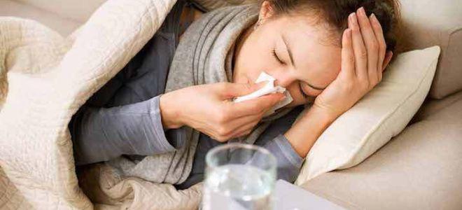 Как избавиться от головной боли при насморке?