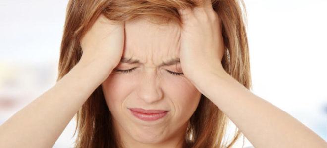 Приступы мигрени: как избавиться от головной боли?