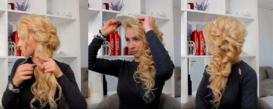 Научитесь плести объемные косы: 14 уроков с фото