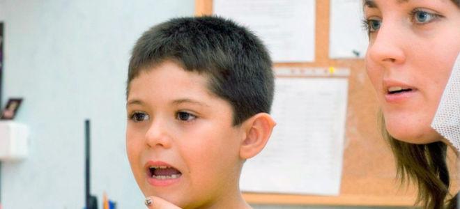 Методы и правила лечения заикания у детей